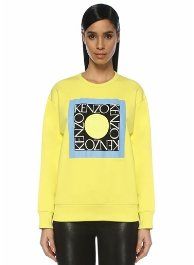 Kenzo Sweatshirt Sarı